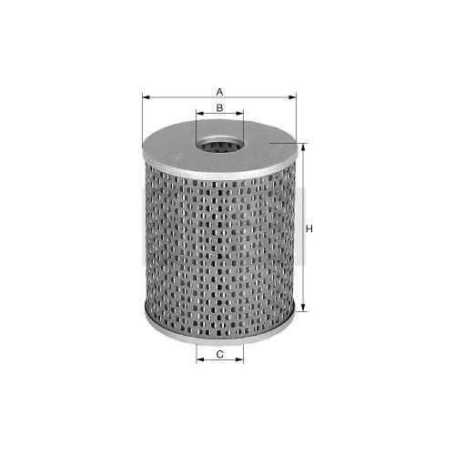 oelfilter-mann-filter-h9322