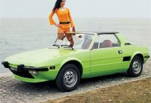 Fiat X19 1300